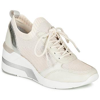 Pantofi Femei Pantofi sport Casual Mustang 1303303-203 Alb