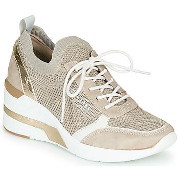 Pantofi Femei Pantofi sport Casual Mustang 1303303-4 Bej