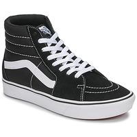 Pantofi Pantofi sport stil gheata Vans COMFYCUSH SK8-HI Negru / Alb