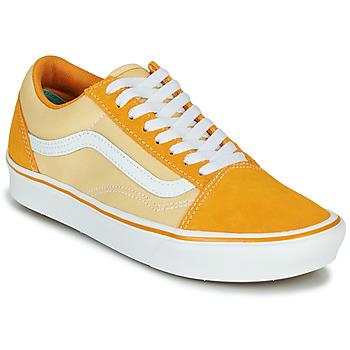 Pantofi Femei Pantofi sport Casual Vans COMFYCUSH OLD SKOOL Galben