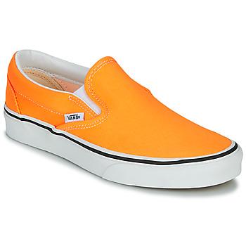 Pantofi Femei Pantofi Slip on Vans CLASSIC SLIP-ON NEON Portocaliu