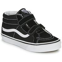 Pantofi Copii Pantofi sport stil gheata Vans SK8-Mid Reissue V Negru / Alb
