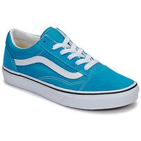 Pantofi Copii Pantofi sport Casual Vans Old Skool Albastru