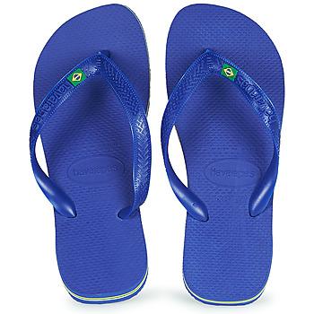 Pantofi  Flip-Flops Havaianas BRASIL Bleumarin