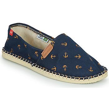 Pantofi Espadrile Havaianas ORIGINE BEACH Bleumarin