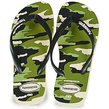 Pantofi Bărbați  Flip-Flops Havaianas TOP CAMU Verde