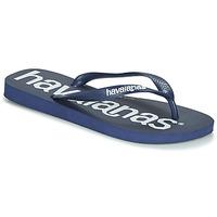 Pantofi  Flip-Flops Havaianas TOP LOGOMANIA Navy / Blue