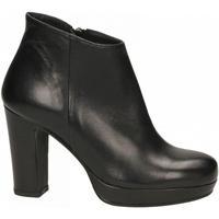Pantofi Femei Botine Les Venues NAPPA nero