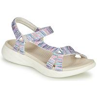 Pantofi Femei Sandale  Skechers ON-THE-GO Multicolor