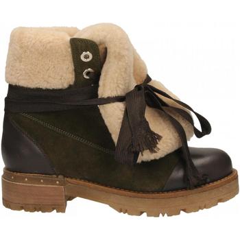 Pantofi Femei Pantofi Derby Tiffi T1 PWS marrone