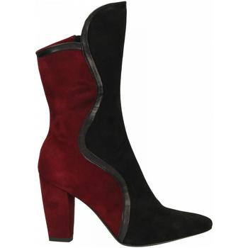 Pantofi Femei Pantofi Derby Tiffi AMALFI amaranto