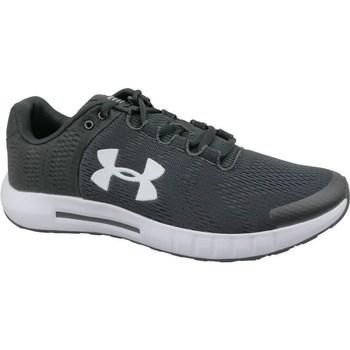 Pantofi Bărbați Trail și running Under Armour Micro G Pursuit BP Negre