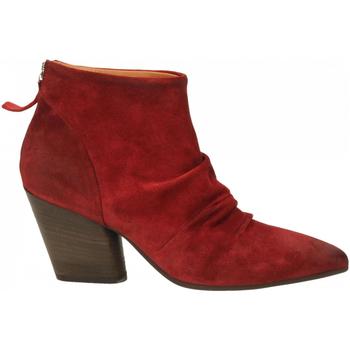 Pantofi Femei Botine Mat:20 SAYO rosso-barolo