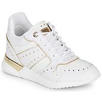 Pantofi Femei Pantofi sport Casual Guess FL5REJ-ELE12-WHITE Alb