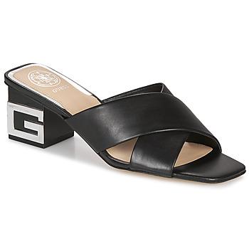Pantofi Femei Papuci de vară Guess MADRA Negru