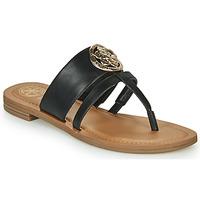Pantofi Femei  Flip-Flops Guess GENERA Negru