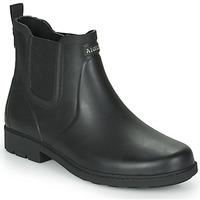 Pantofi Bărbați Cizme de cauciuc Aigle CARVILLE Negru