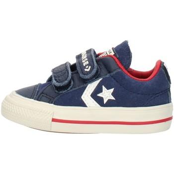 Pantofi Băieți Pantofi sport Casual Converse 762767C Blue
