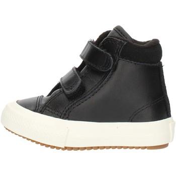 Pantofi Băieți Pantofi sport stil gheata Converse 76198 Black