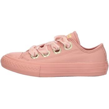 Pantofi Fete Pantofi sport Casual Converse 661878 Pink