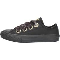 Pantofi Fete Pantofi sport Casual Converse 661878 Black