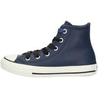 Pantofi Băieți Pantofi sport stil gheata Converse 662809C Blue