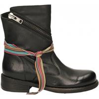 Pantofi Femei Botine Felmini TARGOFF 18 black