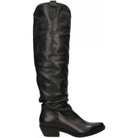 Pantofi Femei Cizme casual Felmini LAVADO black