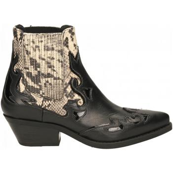 Pantofi Femei Botine Janet&Janet AMANDA/INGRID/MARGOT nero-roccia