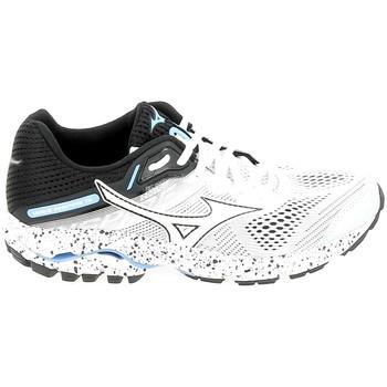 Pantofi Femei Trail și running Mizuno Wave Inspire 15 Blanc Noir Alb