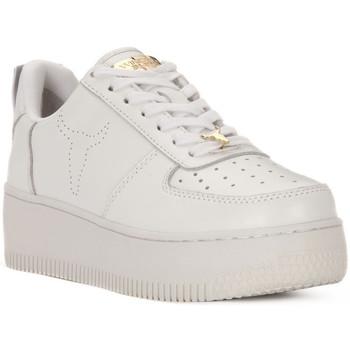Pantofi Femei Pantofi sport Casual Windsor Smith RACERR WHITE Bianco