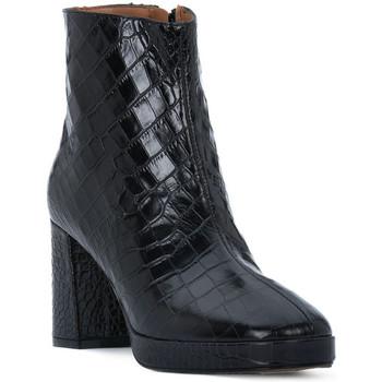 Pantofi Femei Botine Priv Lab NERO COCCO Nero