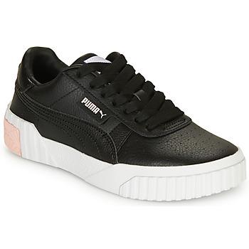 Pantofi Fete Pantofi sport Casual Puma CALI Negru