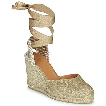 Pantofi Femei Sandale  Castaner CARINA Auriu