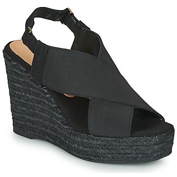 Pantofi Femei Sandale  Castaner FEDERICA Negru