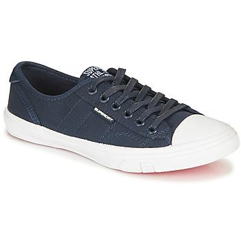 Pantofi Femei Pantofi sport Casual Superdry LOW PRO SNEAKER Albastru