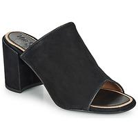 Pantofi Femei Papuci de vară Superdry EDIT MULE Negru
