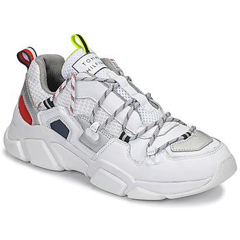 Pantofi Femei Pantofi sport Casual Tommy Hilfiger CITY VOYAGER CHUNKY SNEAKER Alb