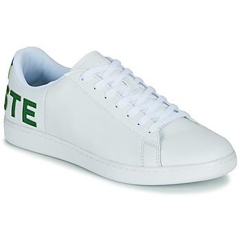 Pantofi Bărbați Pantofi sport Casual Lacoste CARNABY EVO 120 7 US SMA Alb / Verde