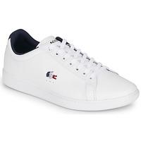 Pantofi Bărbați Pantofi sport Casual Lacoste CARNABY EVO TRI1 SMA Alb