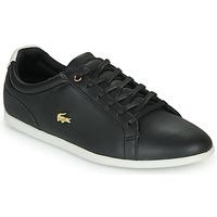 Pantofi Femei Pantofi sport Casual Lacoste REY LACE 120 1 CFA Negru / Alb