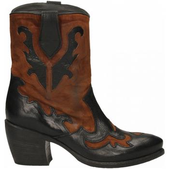 Pantofi Femei Cizme casual Now TOLEDO nero