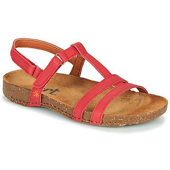 Pantofi Femei Sandale  Art I BREATHE Roșu