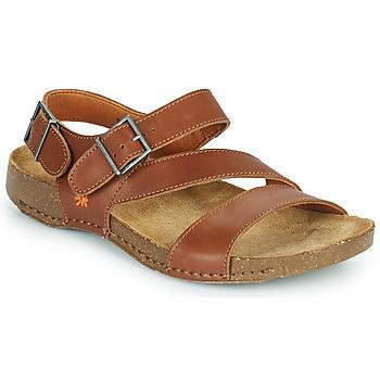 Pantofi Femei Sandale  Art I BREATHE Maro
