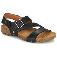 Pantofi Sandale  Art I BREATHE Negru