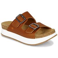 Pantofi Femei Papuci de vară Art MYKONOS Maro