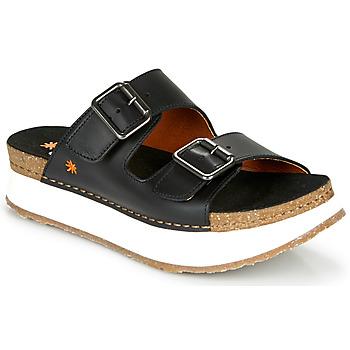 Pantofi Femei Papuci de vară Art MYKONOS Negru