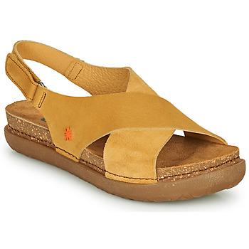 Pantofi Femei Sandale  Art RHODES MuȘtar