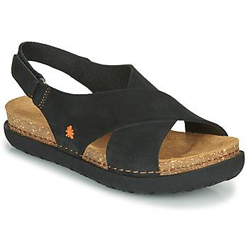 Pantofi Femei Sandale  Art RHODES Negru