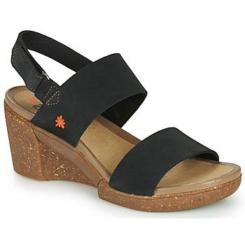 Pantofi Femei Sandale  Art ROTTERDAM Negru